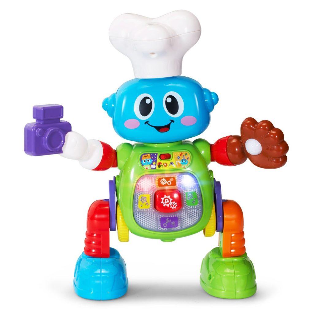 bizzy the robot