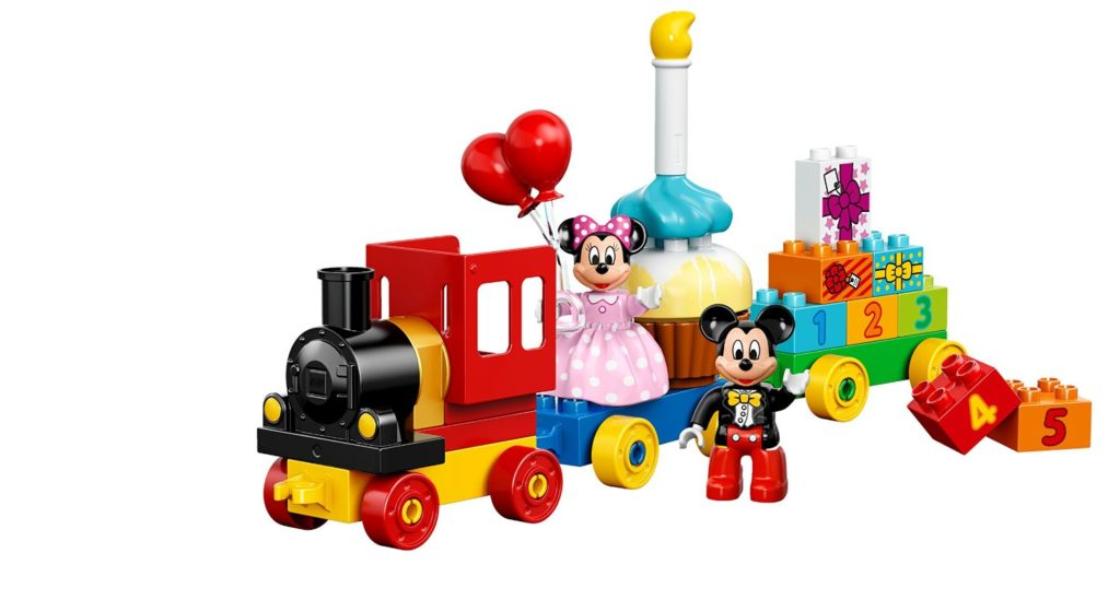 mickey and minnie duplo