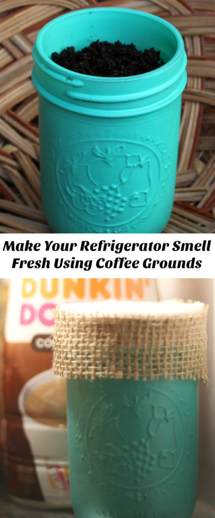 how-to-make-your-refrigerator-smell-fresh-using-coffee-grounds-pin
