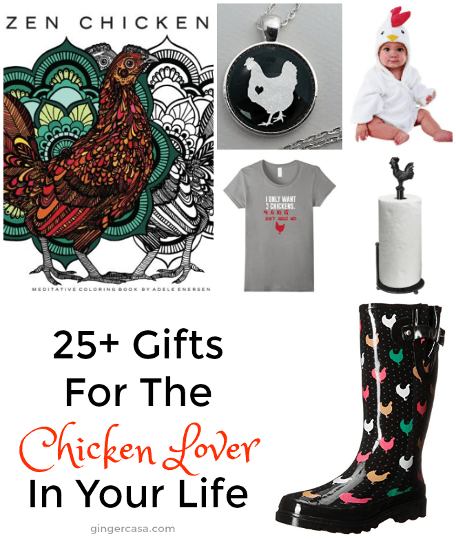25+ Chicken Gifts For The Chicken Lover In Your Life