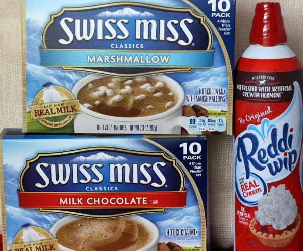 Swiss Miss Hot Chocolate Dessert Recipes