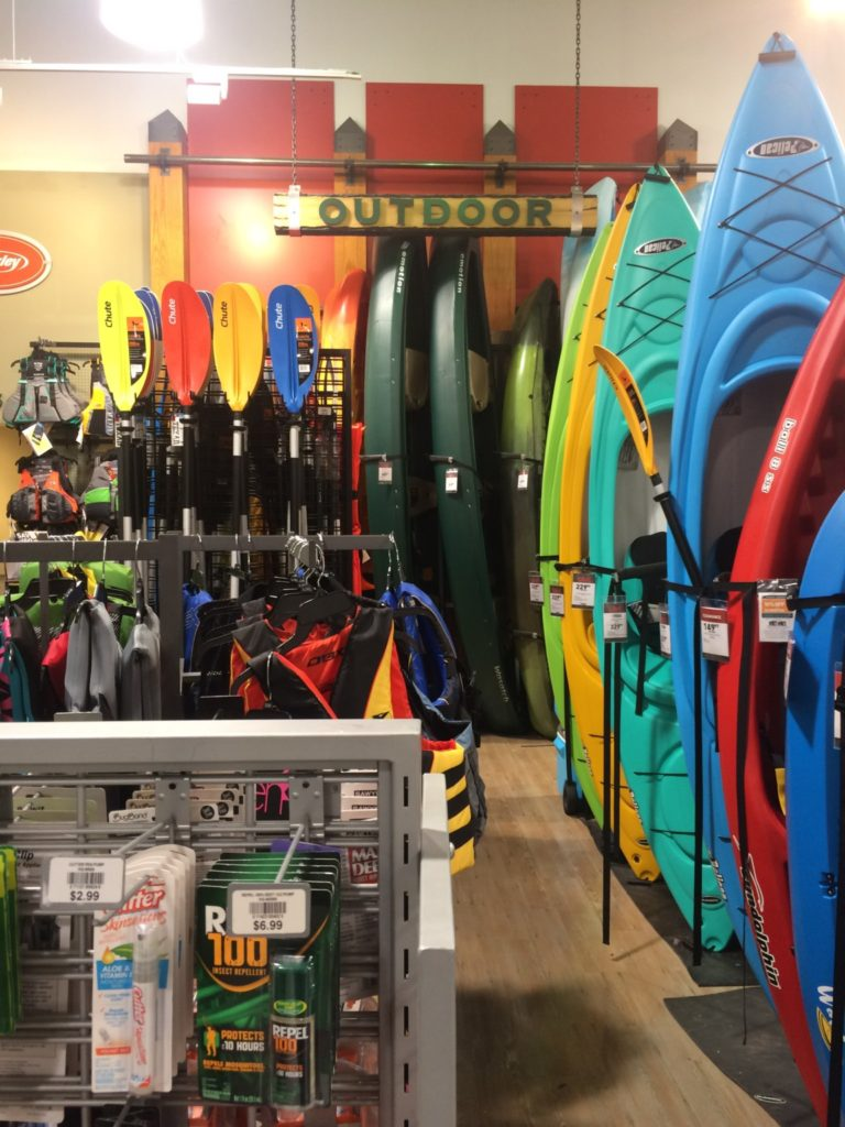 kayak gifts