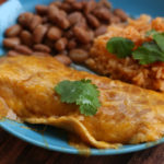 How To Make Authentic Cheese Enchiladas!