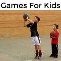 Four Basketball Games For Kids And A DIY Snack Trophy!