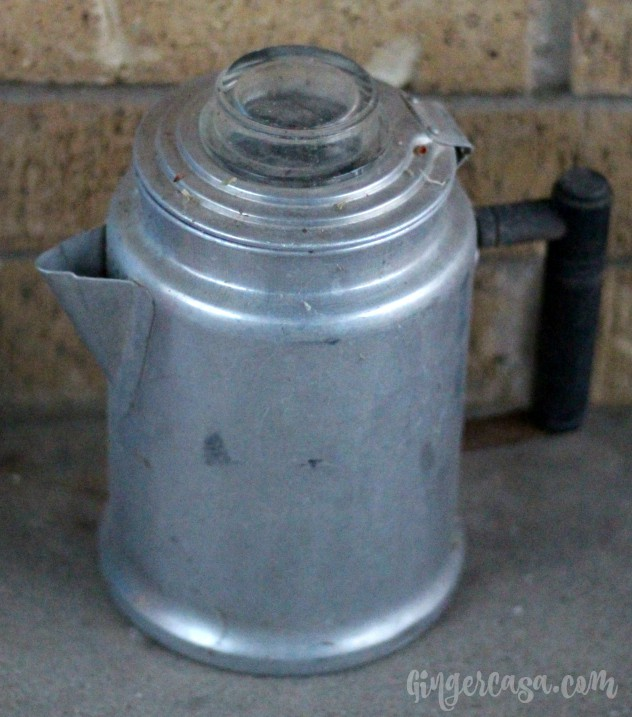 How To Upcycle Vintage Coffee Pots Into Planters For Your Home
