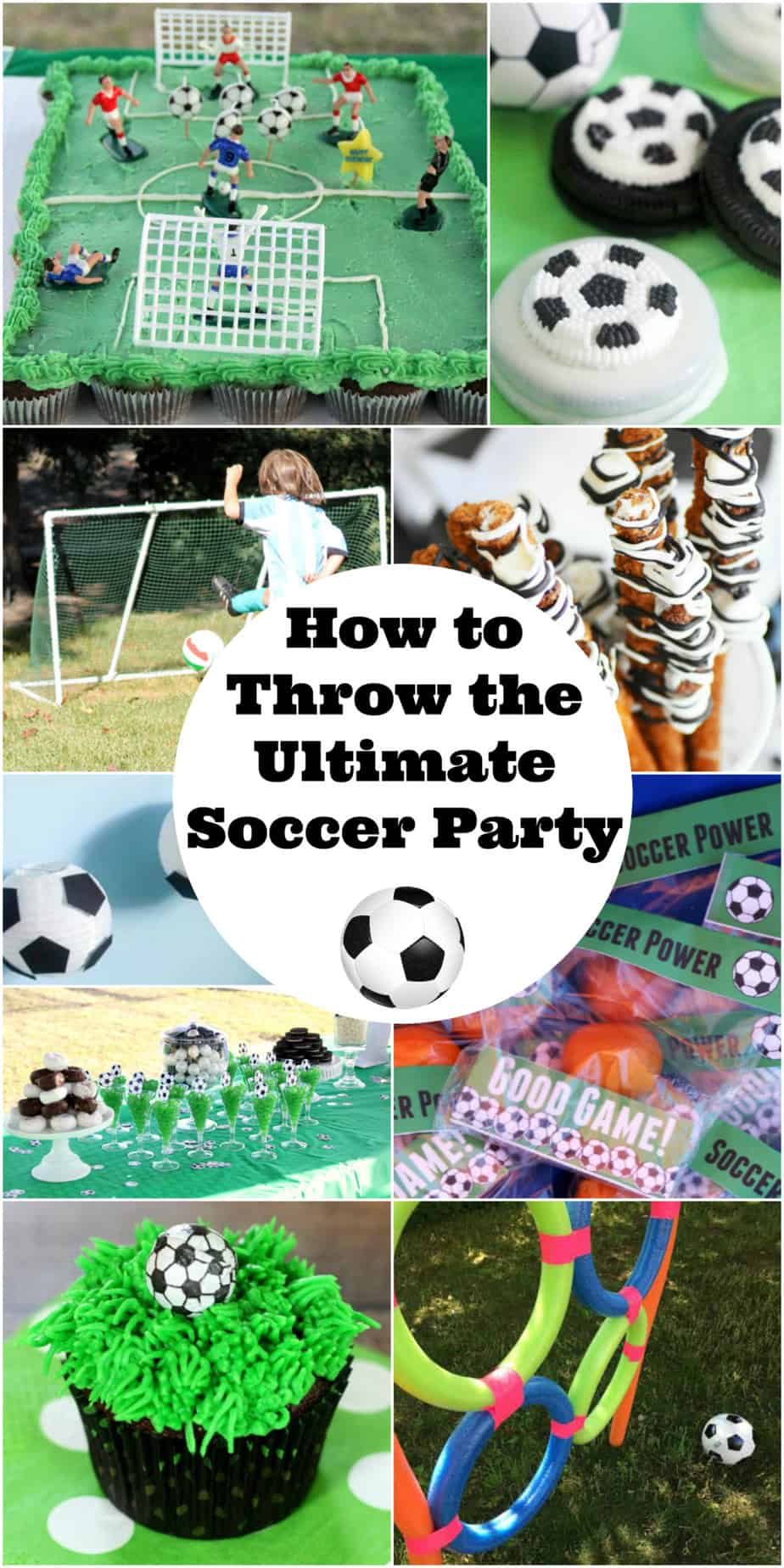 How To Throw The Ultimate Soccer Party