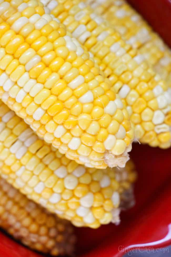 how to make perfect corn on the cob in the instant pot