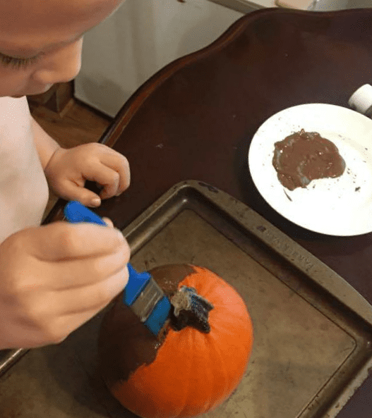 Sports Pumpkins A Fun Craft For Kids To Decorate For Halloween