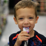 Simplify Shopping With Kids And Encourage Independence With This Trick!