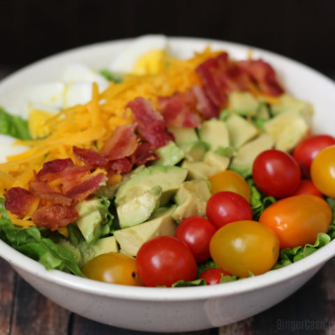 Cobb Salad for Two