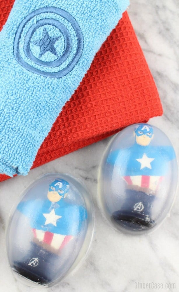 captain america DIY