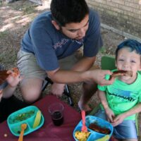 Throw a Backyard BBQ for Kids and Don't Stress About the Mess!
