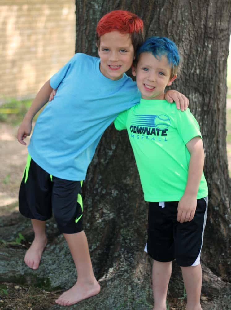 backyard bbq for kids