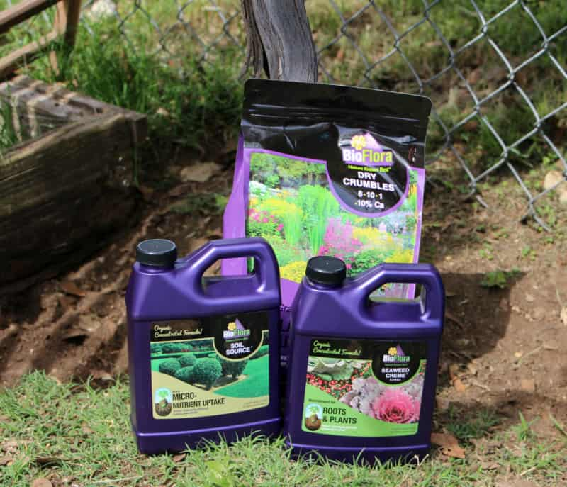 organic fertilizer bio flora