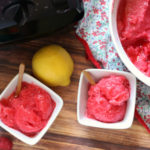 Raspberry Lemonade Sorbet – A Cool, Sweet Summer Treat