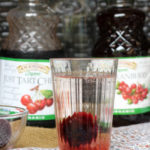 Tart Cherry Spritzer – A Refreshing Non-Alcoholic Drink!