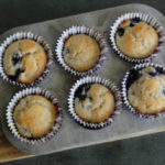 Blueberry Yogurt Muffins and Other Easy Breakfasts with Yogurt