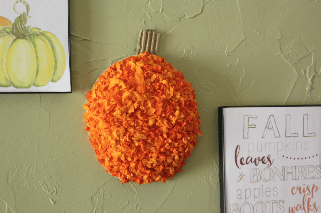 Pumpkin Craft for Kids + Fall Decor to Bring Autumn into Your Home!