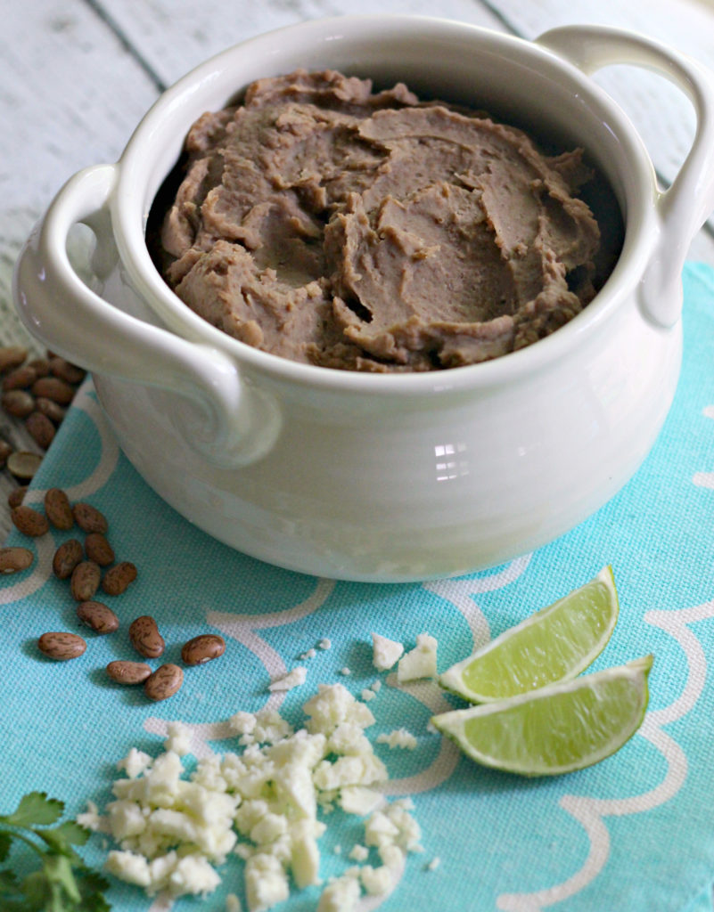 instant pot refried beans pressure cooker pinto beans