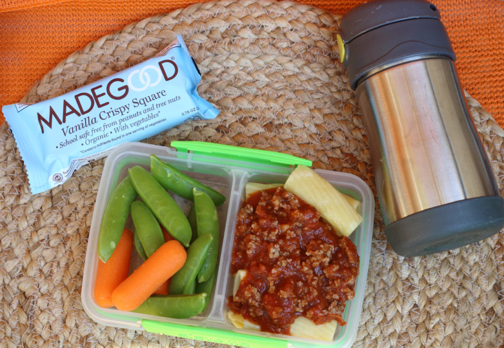 How to Keep Your Hungry Kids Fed Without Getting in the Car! MADEGOOD
