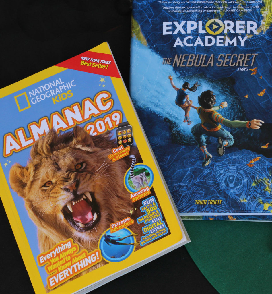 books for adventure national geographic