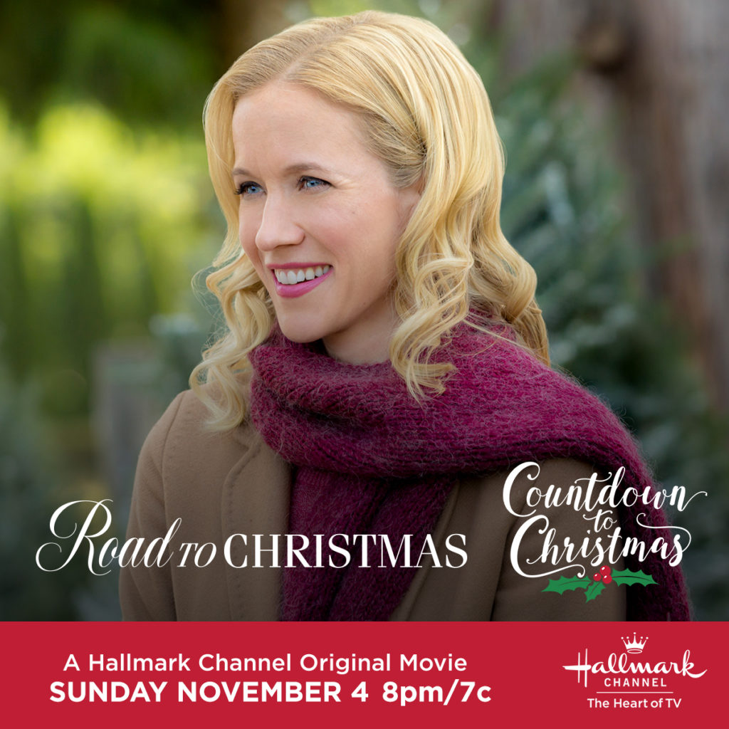 hallmark channel road to christmas