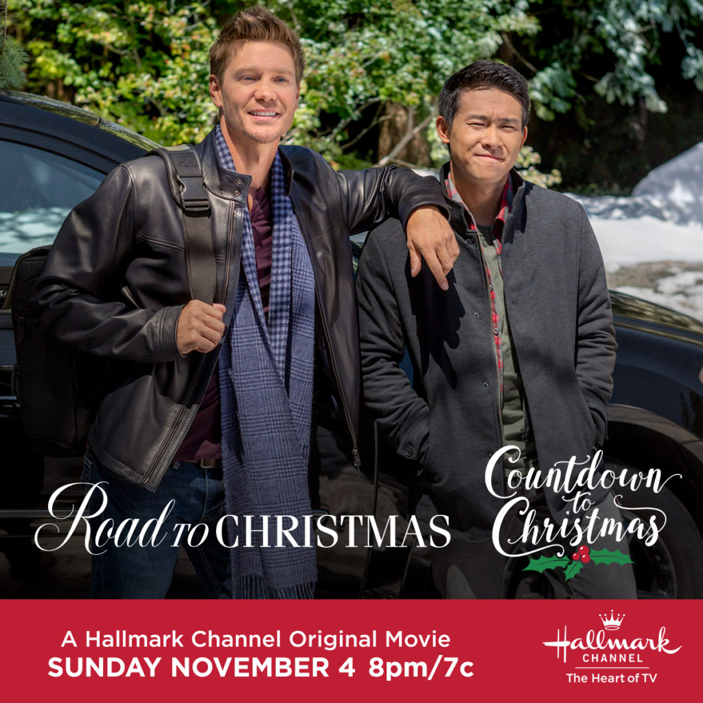 Road To Christmas.Hallmark Channel S Road To Christmas Premiering This