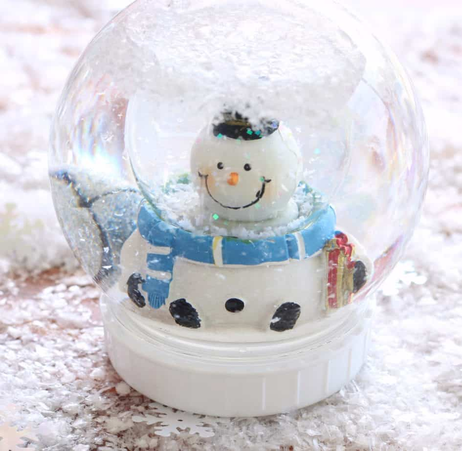 nutcracker four realms diy crafts for kids snow globe