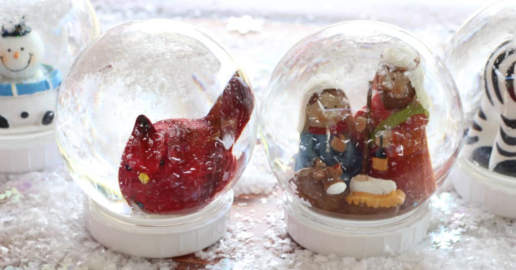 nutcracker four realms diy crafts for kids snow globes