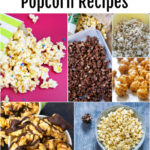 15+ Popcorn Recipes and the Perfect TV for Movie Night or Watching Your Fav Sports Game!