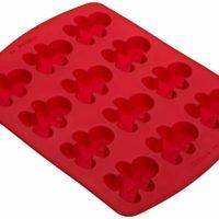 Wilton 2105-0449 Gingerbread Boy 12 Cavity Silicone Mold