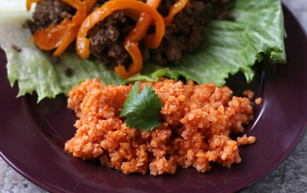 mexican rice mexican cauliflower rice