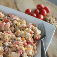 Spicy Southwestern Chicken Salad