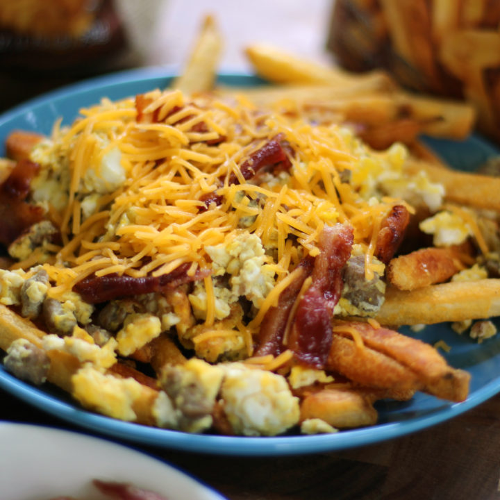 Breakfast Fries A Quick Easy Delicious Breakfast