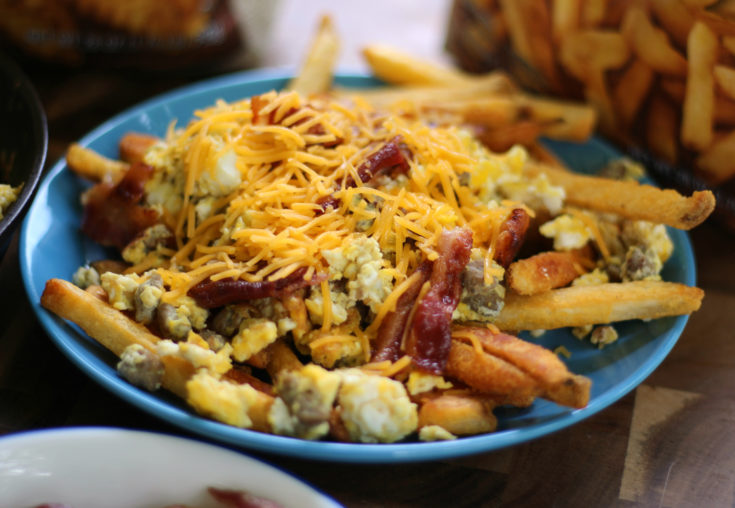Breakfast Fries - A Quick, Easy, Delicious Breakfast!