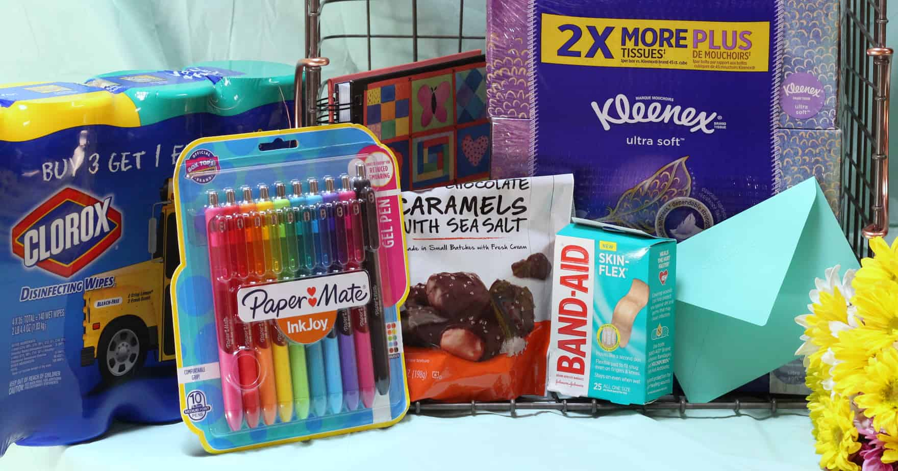 get ready for kindergarten mom gift pack