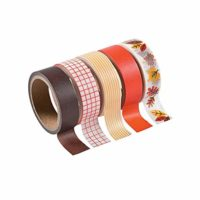 Fun Express Fall Washi Tape