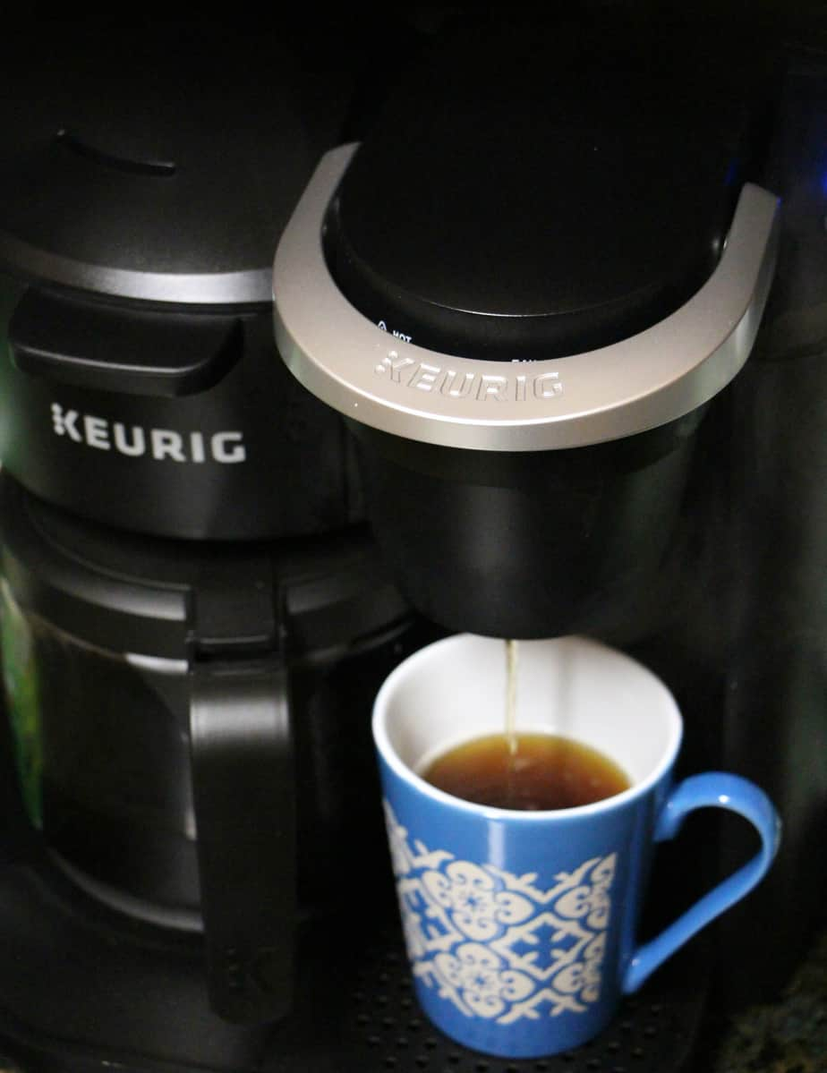 Keurig® K-Duo Essentials™ Coffee Maker
