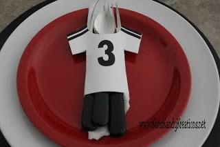 Soccer Jersey Silverware Printable