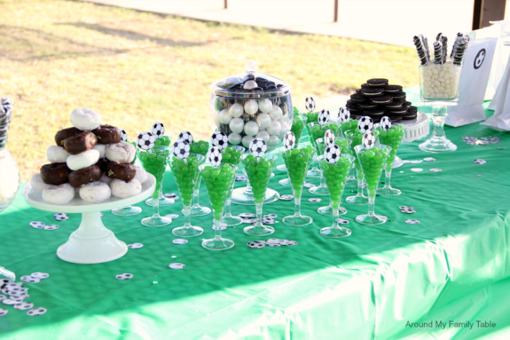 Soccer Theme Party Ideas