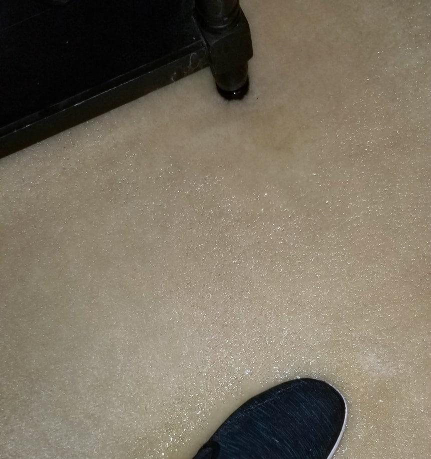 home water leak