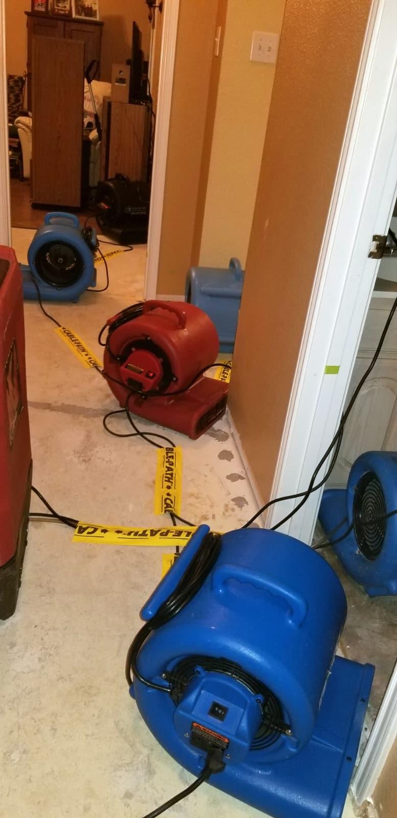 water home restoration