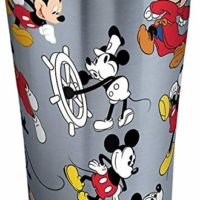 Tervis Mickey Mouse 90th Birthday Stainless Steel Insulated Tumbler with Lid