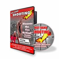 Hot Hand Shooting: Discover the FIRE METHOD How To Shoot the Basketball for Youth Players Step by Step Trainer DVD for Kids
