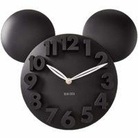Modern Design Mickey Mouse Big Digit 3D Wall Clock