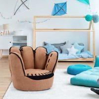 Costzon Children's Baseball Glove Chair for Kids