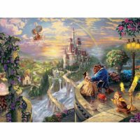 Beauty and The Beast Falling in Love Puzzle