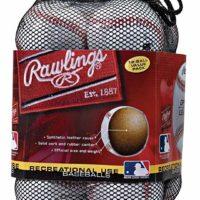 Rawlings Official League Recreational Grade Baseballs