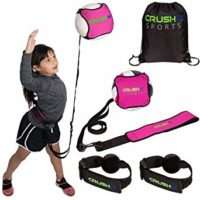 Crush it Sports Volleyball Training Equipment Aid