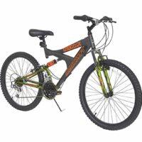 Dynacraft Gauntlet Dual Suspension 21-Speed Bike